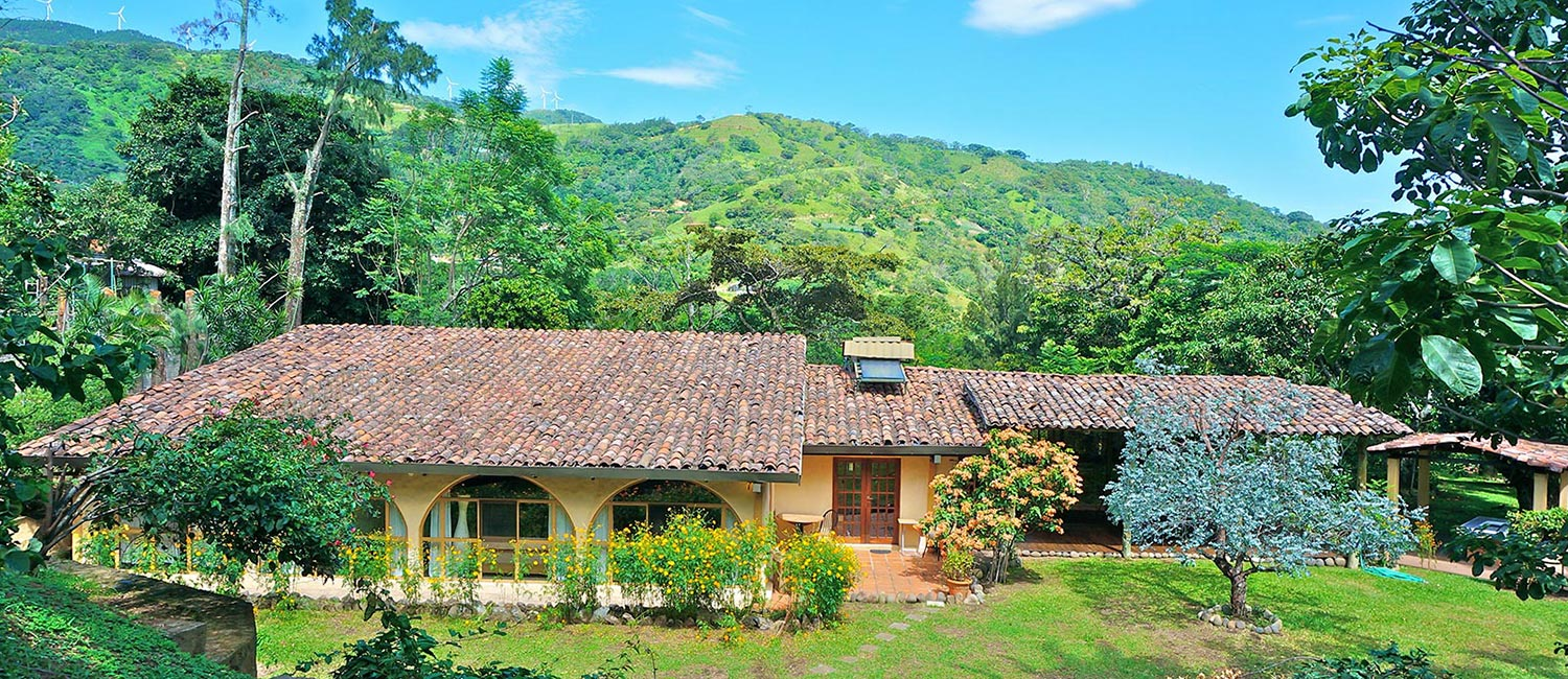 Quinta Santa Ana | Hacienda Style Home for Sale with Guesthouse on 3.5 Acres