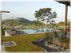 Mal Pais Costa Rica, Mal Pais villas, for rent, Mal Pais vacation home, swimming pool, oceanview, 1 bedroom