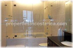 escazu condos for sale, fully furnished, turnkey, swimming pool