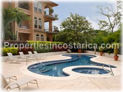 Los Suenos Costa Rica, Los Suenos real estate, for rent, vacation cond fully furnished, golf, marina, swimming pool, 2 bedrooms