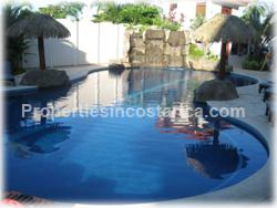 Jaco Costa Rica, 2 level beach homes, Jaco real estate, vacation home for sale, retreat home, oceanfront community