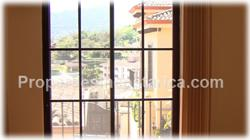 Escazu for sale, for rent, townhome for rent, gated commmunity, Escazu residential, real estate, Costa Rica real estate, 2 level, views, garden, 1664