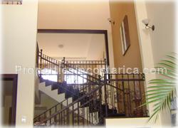 Heredia real estate, Costa Rica real estate, Mountain view, valley view, shopping malls, airport, location, security, garden, terrace, 1499