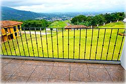 Santa Ana Costa Rica Real Estate, homes, for rent, panoramic views, San Jose rentals, in condominium, Vista al Valle, gated community , with pool,