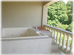 costa rica real estate, home fore sale in atenas, mountain view, 3 bedroom home, affording incomparable tranquility and inspiration. Alarm, carport, and electric gate, also enhance the grounds, atenas real estate