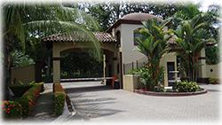 Spanish, Mediterranean architectural, 3 Bedrooms and 3 Bathrooms, home for sale, jaco beach home, pool, gated community, 24/7 security