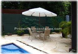 Vacation Costa Rica, vacation homes, for sale, all equipped, beach homes, gated community, furnished, private beach, swimming pool