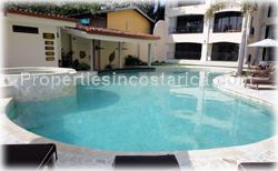 Jaco Costa Rica, Jaco beach condos, ocean front community, turnkey, pool, beachfront, Jaco Real Estate