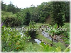 eady to build, forest property, surveyed, ecological property, SETENA approval, equestrian