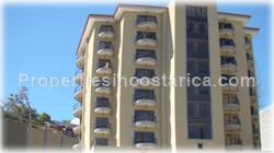 Costa Rica top floor, top floor unit, condo for sale, affordable, value, opportunity, tower, mountain views, city views, 1659