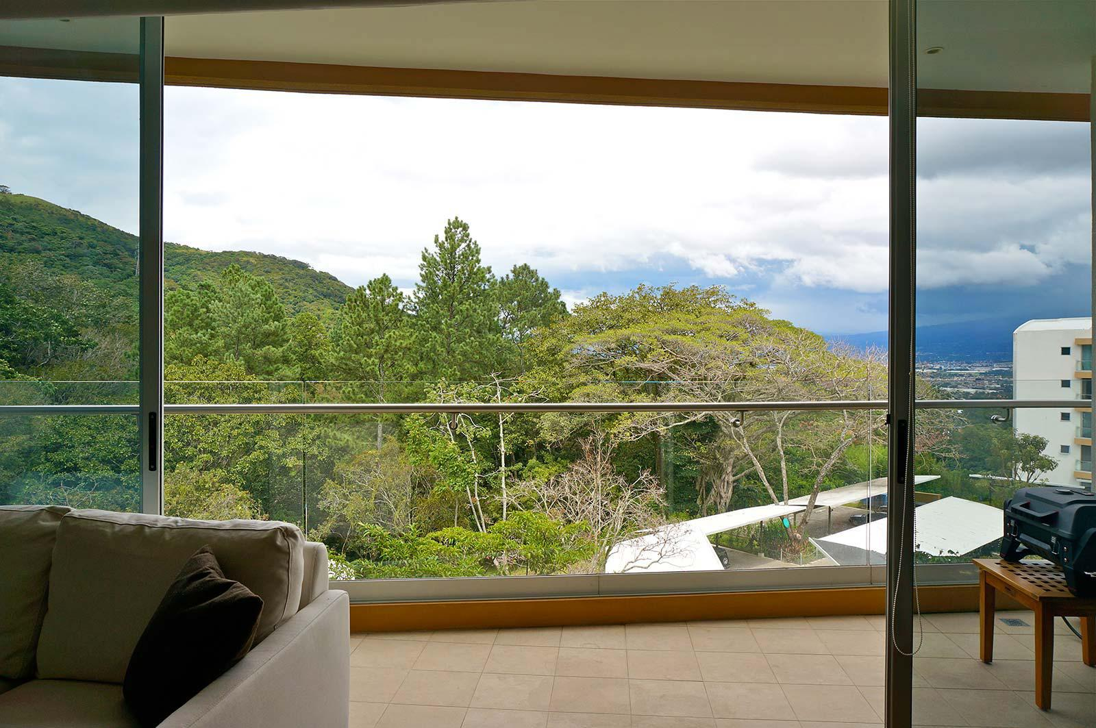 for sale real estate in costarica, apartament with spectacular views, landscape surrounded apartament for sale and rent, eco-friendly apartment with two bedroom