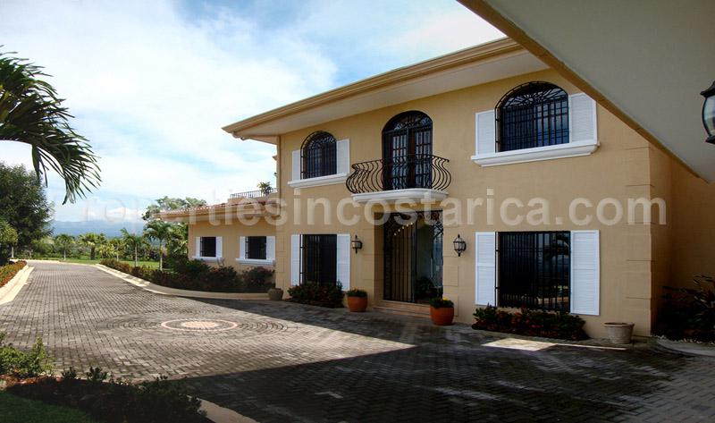 Spanish style estate villa for sale in la garita id code for Spanish style homes for sale
