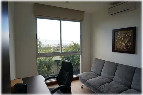 fully furnished, apartment for sale, apartment in escazu, apartment in gated community