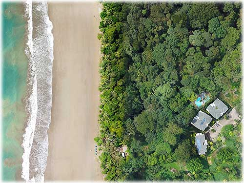 Exclusive Beachfront Community on the Enchanting Playa Ballena       - ID CODE: #3204