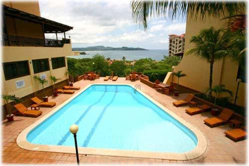 beach condo, oceanview, central pacific, sea side , house for sale, condo for sale, playa flamingo real estate