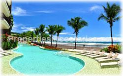 Costa Rica real estate Jaco beach, for rent, vacation Costa Rica, vacation condos, ocean front, beach front, swimming pool