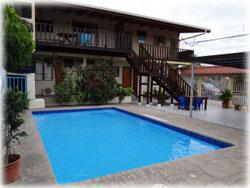 Costa Rica real estate, Puntarenas Costa Rica Hotels for sale, investment opportunities, commercial properties, beachfront hotel for sale, swimming pool