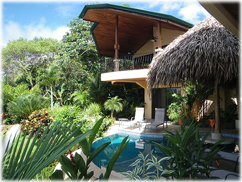 ocean views, for sale, dominical, uvita, south pacific, villas, nature, beach