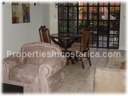 fully furnished, Costa Rica condominium.