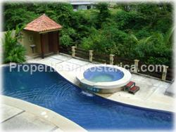 Brand new vacation condo for rent in Tamarindo beach