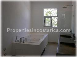 Escazu modern home, glass, large windows, privacy, security, 2 level, Escazu real estate,1673
