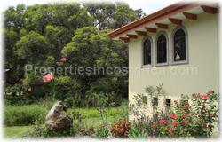 Heredia real estate, Heredia for sale, mountain gated community, security, mediterranean style, country club, castillo, nature, 1568