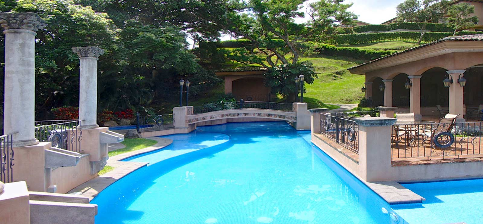 luxury condominium for sale with views at the border of escazu and