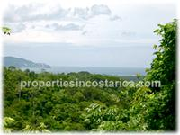 Costa Rica Ocean View Acreage near Jaco