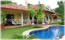 Los Suenos Costa Rica, Los Suenos Vacation Rentals, Vacation homes, for rent, swimming pool, 4 bedrooms