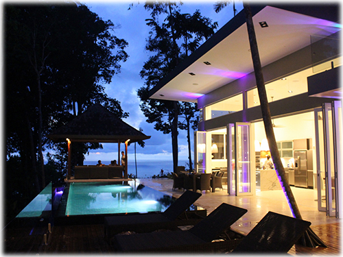 Newly Completed Contemporary Indonesian Inspired Ocean View Residence       - ID CODE: #3232