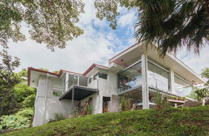 Escazu Contemporary Style Home With Views For Sale Or Rent