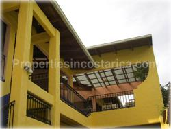 Escazu downtown for sale, Escazu city, Escazu real estate, investment opportunity, commercial, office building, center, views, security, fully equipped, 1476