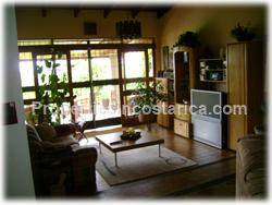 Escazu real estate, Escazu for sale, nature, exclusive, access, country style, wood construction, rancho, fish pond, fruit trees, spacious rooms, 27