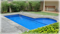 House for sale, pool, 3 bedrooms, spacious kitchen, gated community, maids quarters
