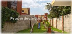 Belen for sale, Belen real estate, Belen townhouses, A/C, air conditioning, 2 level, security, gated community, Costa Rica real estate, Marriott, airport, temple, 1768