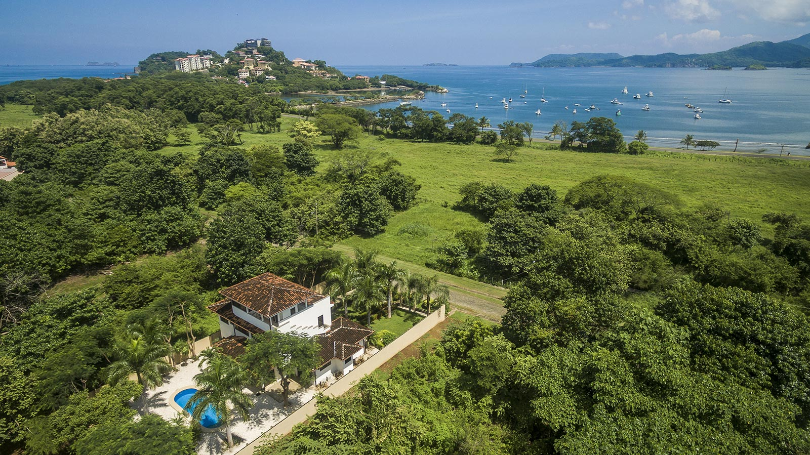 ocean view, beach, santa cruz, guanacaste, for sale, close to Everything