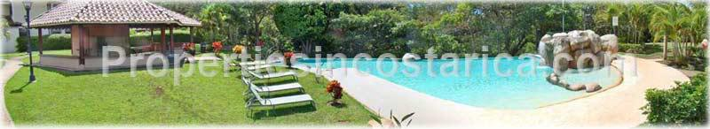 Costa Rica Real Estate, Santa Ana real estate, for sale, Puerta de Hierro Santa Ana, gated community, swimming pool, security