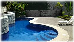 costa rica real estate, beach, fourplex, pool, seaside condos, investment opportunity, costa rica condos for sale, gated community,North American features