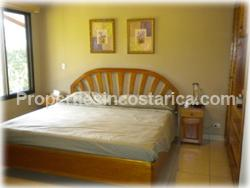 Costa Rica beach home, beach house for sale, sea side home, Punta Leona, fully furnished, garden, for building a pool