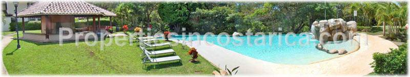 Costa Rica real estate, Santa Ana Costa Rica rentals, Costa Rica homes for rent, fully furnished, gated community, swimming pool, security