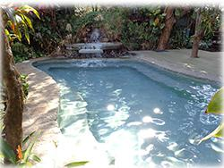 house for rent, gated community, mountain view, furnished, jacuzzi, cetrally located, gardens, large deck