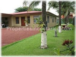 For sale, Santa Ana real estate, Pozos, quiet, private, secure, for rent, yard, large, climate, 1405
