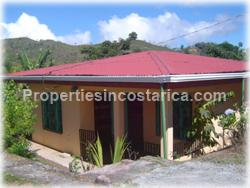 Southern Costa Rica real estate, Mountain farm, mountain view, ciudad neilly, san vito, rustic retreat home, farm for sale