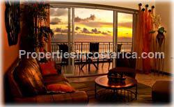 Costa Rica real estate, Jaco Beach Costa Rica, Jaco Condos for rent, beachfront building, swimming pool