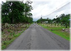 Limon real estate, Limon lots, Guapiles, for sale, river, investment