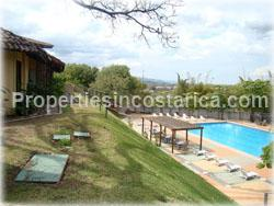 New Residence for Sale, Villa Real, Santa Ana, pool, court, location.