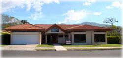 Costa Rica real estate for rent, Valle del Sol, Santa Ana Costa Rica rentals, Santa Ana Homes for rent, luxury homes, golf course, golf community, single level home