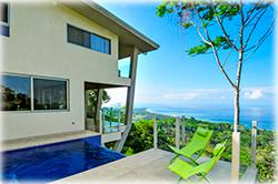 costa rica real estate, for sale, beach, homes, condos, mountain, ocean view, sea side, amazing views, dominical real estate, properties in the beach