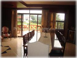 Heredia real estate, mountain properties, Heredia Costa Rica, for sale, luxury, furnished, chimney, valley view, 1815