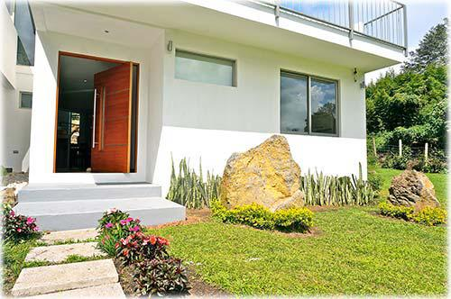 Costa Rica, contemporary homes, for sale, 4 bedrooms, Heredia Real Estate, Modern Properties, Central Valley houses